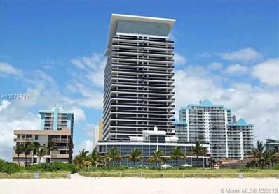 5875 Collins Ave UNIT 1205, Miami Beach, FL 33140 - MLS#: A10578744