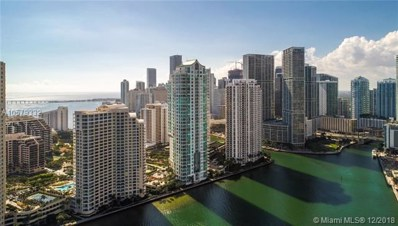 901 Brickell Key Blvd UNIT 3508, Miami, FL 33131 - MLS#: A10579332