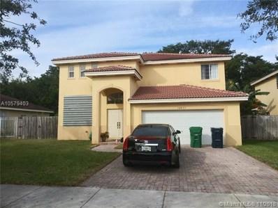 10837 SW 228th Ter, Miami, FL 33170 - MLS#: A10579403