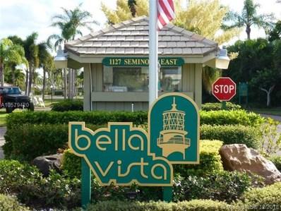 810 810 Bella Vista Ct S UNIT 10, Jupiter, FL 33477 - MLS#: A10579420