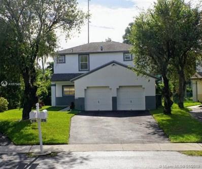 20788 NW 1st Street, Pembroke Pines, FL 33029 - MLS#: A10579454