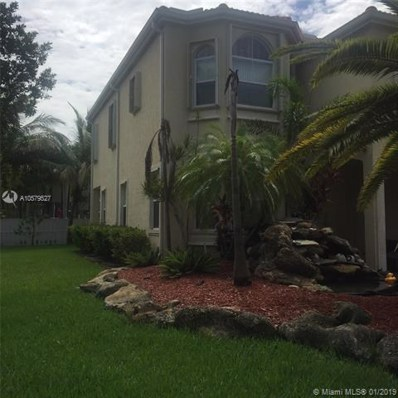 5201 SW 159th Ave, Miramar, FL 33027 - #: A10579527