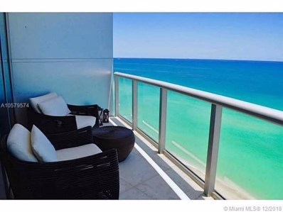 17001 Collins Ave UNIT 1905, Sunny Isles Beach, FL 33160 - MLS#: A10579574