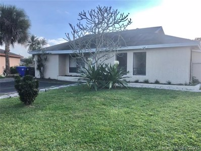 1309 SW 81st Ter, North Lauderdale, FL 33068 - MLS#: A10579582