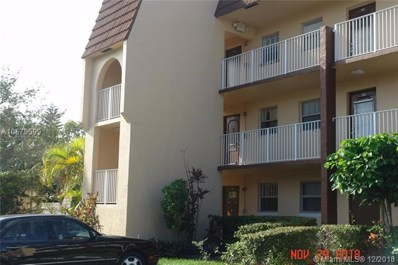 2701 N Pine Island Rd UNIT 201, Sunrise, FL 33322 - MLS#: A10579599