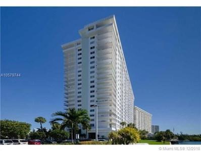 500 Bayview Dr UNIT 1625, Sunny Isles Beach, FL 33160 - #: A10579744