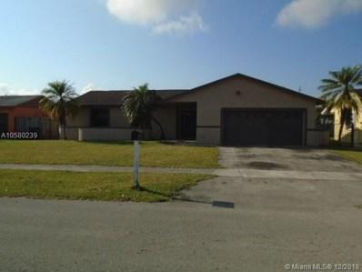 12310 SW 259th St, Homestead, FL 33032 - MLS#: A10580239