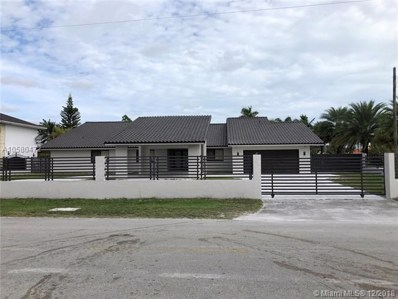 3351 SW 139th Ave, Miami, FL 33175 - MLS#: A10580472