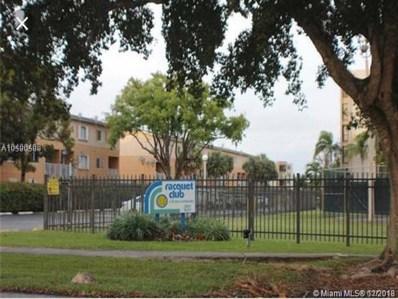 14201 SW 66th St UNIT 102, Miami, FL 33183 - #: A10580589