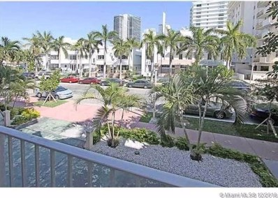 1820 James Ave UNIT 2C, Miami Beach, FL 33139 - MLS#: A10580772