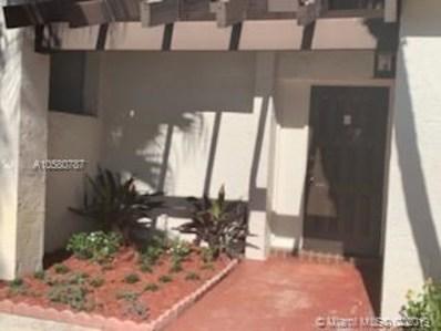 13299 SW 112th Ter UNIT 48-4, Miami, FL 33186 - #: A10580787