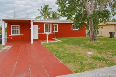 15 NE 169th St, North Miami Beach, FL 33162 - #: A10580814