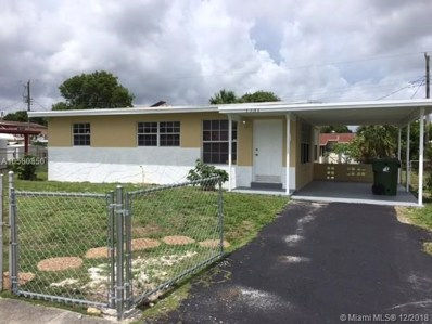 1731 NW 26th Ave, Fort Lauderdale, FL 33311 - MLS#: A10580850