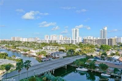 2500 Parkview Dr UNIT 1809, Hallandale, FL 33009 - MLS#: A10581062
