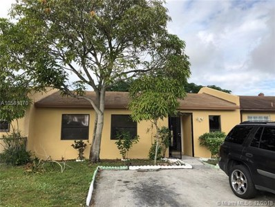 20456 NW 29th Pl UNIT 20456, Miami Gardens, FL 33056 - MLS#: A10581070