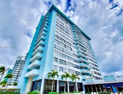 5838 Collins Ave UNIT 11C, Miami Beach, FL 33140 - MLS#: A10581242