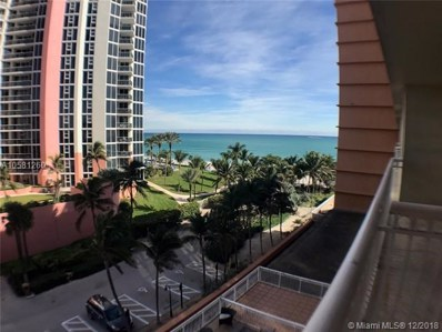 19201 Collins Ave UNIT 425, Sunny Isles Beach, FL 33160 - MLS#: A10581260