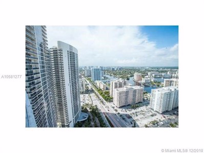 1800 S Ocean Dr UNIT 3707, Hallandale, FL 33009 - MLS#: A10581277