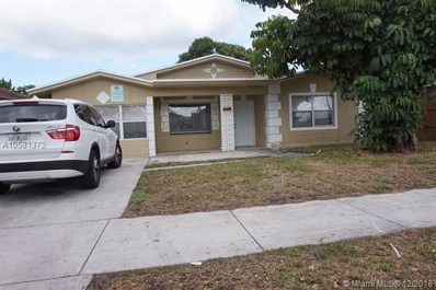 2705 NW 14th St, Fort Lauderdale, FL 33311 - MLS#: A10581372