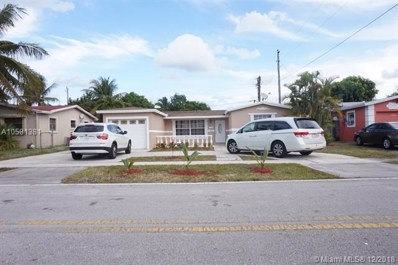3916 NW 38th Ter, Lauderdale Lakes, FL 33309 - #: A10581381