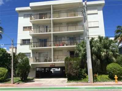 8250 Byron Ave UNIT 403, Miami Beach, FL 33141 - #: A10581416