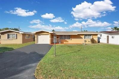 8581 NW 11th Ct, Pembroke Pines, FL 33024 - #: A10581639