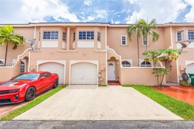 3801 SW 153RD Ct UNIT 3801, Miami, FL 33185 - MLS#: A10581655