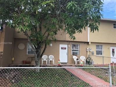 19158 NW 46th Ave UNIT 19158, Miami Gardens, FL 33055 - MLS#: A10581769
