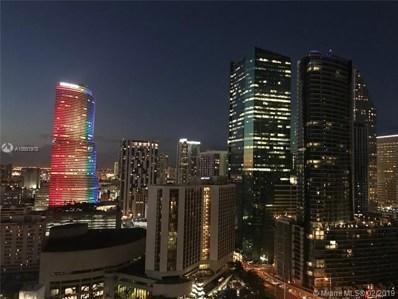 55 SE 6th St UNIT 3507, Miami, FL 33131 - MLS#: A10581978