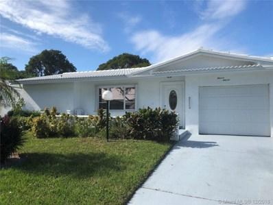 1111 NW 90th Way, Plantation, FL 33322 - MLS#: A10582200