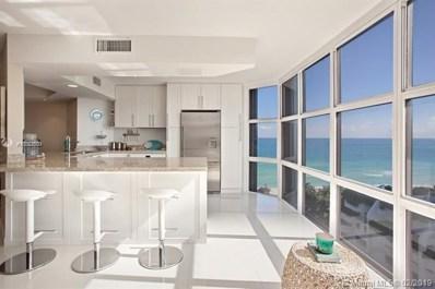 6423 Collins Ave UNIT 1002, Miami Beach, FL 33141 - MLS#: A10582509