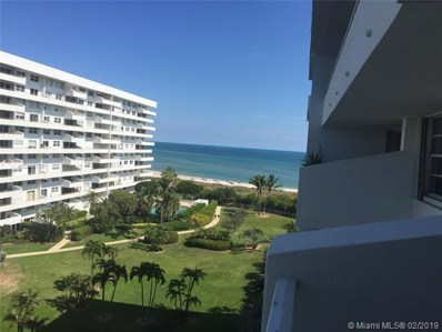 199 Ocean Lane Dr UNIT 806