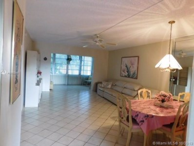 7787 Golf Cir Dr UNIT 202, Margate, FL 33063 - #: A10582860
