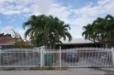 4523 NW 185th St, Miami Gardens, FL 33055 - MLS#: A10582883