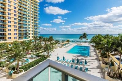 2501 S Ocean Dr UNIT 425, Hollywood, FL 33019 - MLS#: A10583309