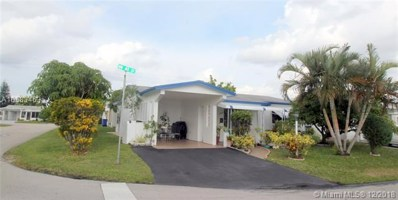 4933 NW 43rd St, Lauderdale Lakes, FL 33319 - MLS#: A10583463