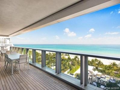 2901 Collins Ave UNIT 1001, Miami Beach, FL 33140 - MLS#: A10583643