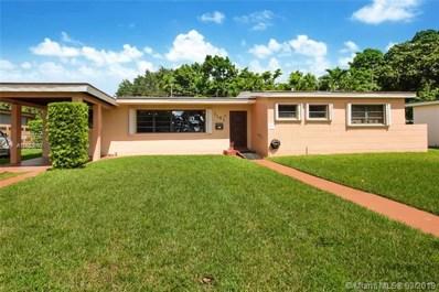 1161 Nightingale Ave, Miami Springs, FL 33166 - #: A10583693