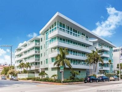7800 Collins Ave UNIT 303, Miami Beach, FL 33141 - #: A10583847