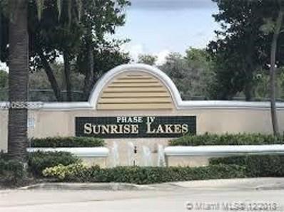 10331 Sunrise Lakes Blvd UNIT 207, Sunrise, FL 33322 - #: A10583887