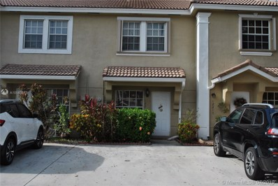 12219 SW 7th St, Pembroke Pines, FL 33025 - MLS#: A10583977