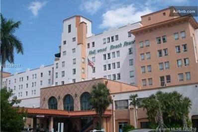 101 N Ocean Dr UNIT 333, Hollywood, FL 33019 - MLS#: A10584017