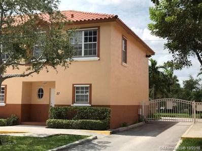 2314 Johnson St UNIT 27E, Hollywood, FL 33020 - MLS#: A10584030