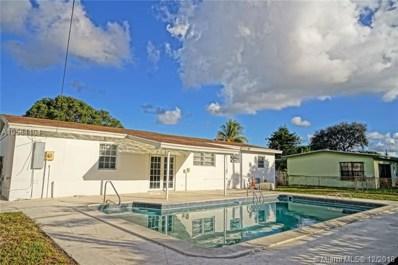 18740 NW 11th Pl, Miami Gardens, FL 33169 - #: A10584194