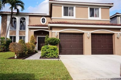 10713 SW 14th Pl, Davie, FL 33324 - MLS#: A10584243