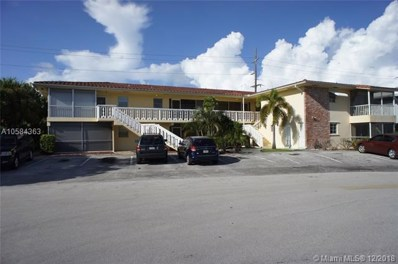 2101 NE 68th St UNIT 104, Fort Lauderdale, FL 33308 - MLS#: A10584363