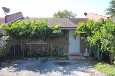 1382 Laura Ln UNIT 1382, Homestead, FL 33033 - MLS#: A10584499