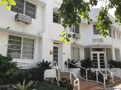 500 14th St UNIT 104, Miami Beach, FL 33139 - MLS#: A10584712