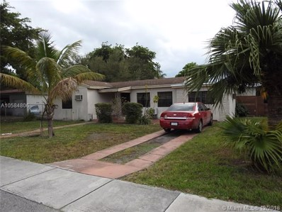 1250 NE 130th St, North Miami, FL 33161 - MLS#: A10584806