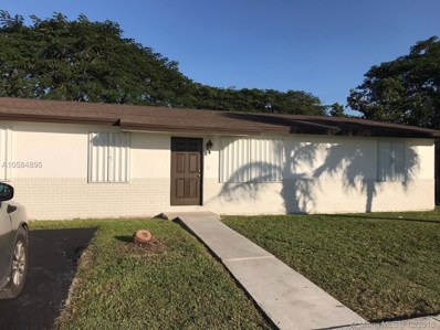 95 SW 18th Ave, Homestead, FL 33030 - MLS#: A10584895